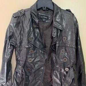 Le chateu leather jacket style